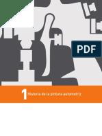 HISTORIA DE LA PINTURA AUTOMOTRIZ