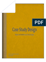 Single and Multiple Case Study Designs_Presentation