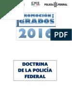 Doctrina Policial II