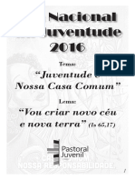 Livreto DNJ 2016