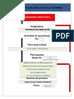 Polietileno y Propilenos