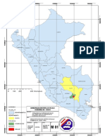 UBICACIÓN POLÍTICA DEL DISTRITO VELILLE DENTRO DEL PERU