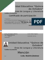 Certificados Fiesta de La Lectura[1]