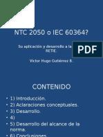 La Norma IEC 60364
