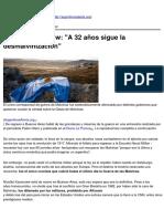 Nicolás Kasanzew- A 32 Años Sigue La Desmalvinización- 2014-05-20.Argentinos Alerta.