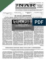 AUNAR.Periódico.AÑO XXI- Nº 298 - septiembre - 2016.