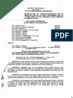 Iloilo City Regulation Ordinance 2017-046