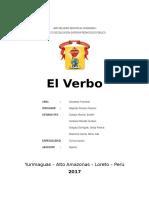 EL VERBO- LUNES.docx