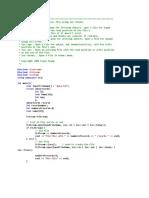 Random Binary Access File