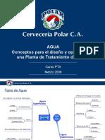 Conceptos Diseño y Operación de Una PTA