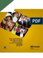 Informe de Sostenibilidad 2009P
