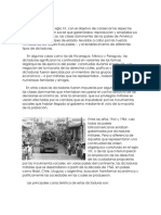 Dictaduras de America Latina