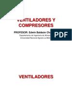 Ventiladores y Compresores
