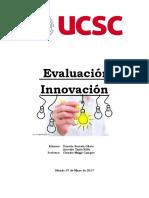 Trabajo Innovación