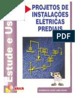 Eletrica - PT - Projetos de Instalações Elétricas Prediais (253 pág. BR)