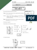 3er Año - FISI - Guía Nº 7 - Movimiento Vertical de Caída Li