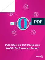 Marchex Click to Call Mobile Performance Report