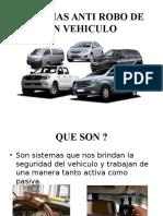 SISTEMAS ANTI ROBO DE UN VEHICULO.pptx