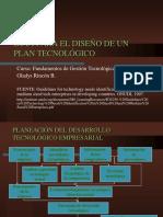 Plan Tecnologico
