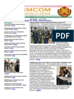 23 July 2010 IMCOM World Newsletter