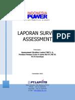 01 Laporan Survey Investigasi Cwp Dan Stre 01