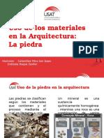 USO DE LA PIEDRA EN LA ARQUITECTURA.pptx