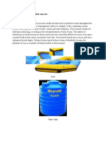 Application Polymer Modified Concrete
