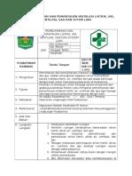 SOP PEMELIHARAAN DAN PEMANTAUAN INSTALASI LISTRIK 8.2.docx