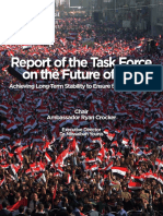 Report of the Task Force on the Future of Iraq