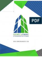 Portafolio de Servicios Construinspec Sas 2017