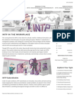 INTP in the Workplace   16Personalities