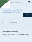 35651 UVODNO UR i Vrijednost Poduzeca (1)