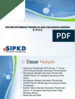 1. PAPARAN SIPKD 6.3
