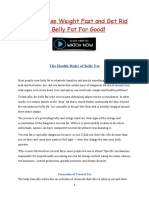 Viceral Fat 1 Finished Document PDF 2