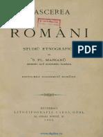 Simion Florea Marian-Nasterea la români_ studiŭ etnograficŭ. Edițiunea Academieĭ Române-Lito-tipografica Göbl (1892).pdf
