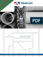 Teraplast Catalog Tehnic 2016 2017