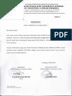 Form 13 Penguman Dan Fisioterapi