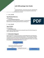 Bluetooth SDK User Guide