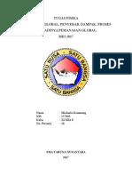 TUGAS FISIKA Pemanasan Global.docx