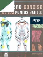 El Libro Conciso de Los Puntos Gatillo.