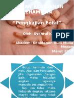 Pengkajian Fetal