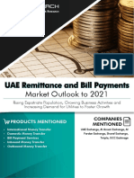 Outbound Money Transfer in UAE,Sharaf Exchange Remittance in UAE,Trriple Money Transfer Volume in UAE-ken Research