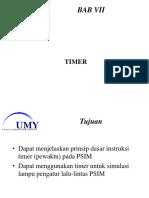 Bab-7 Timer