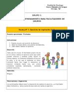 Formato Para Ficha de Técnicas Grupales