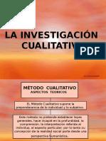 Investigacion Cualitativa Ppt