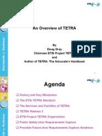 TETRA Overview