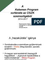 Dányi Éva – A Mikes Kelemen Program története az OSZK szemszögéből