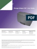 Allegro 100 User Guide