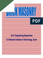 BRICK MASONRY [Compatibility Mode]