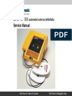 Medtronic Lifepak 500 - Service Manual
